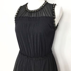 Juicy Couture Stud Fit Flare Dress